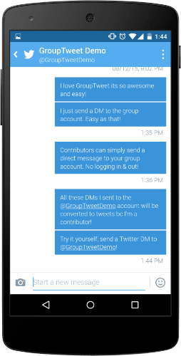 how to tell if someone read twitter dm