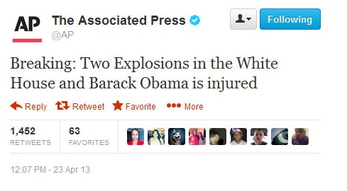 How the @AP Twitter Account Was Hacked and Tips to Keep Yours Safe