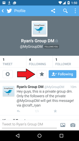 How to Send a Group DM on Twitter - Private Twitter Groups