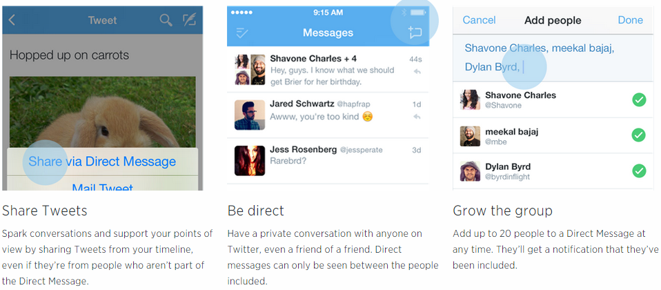 Twitter Group DM's Are Finally Here - How GroupTweet Can Make it Better