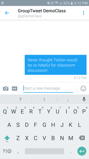 Step by Step Guide To Managing A Classroom Twitter Account With GroupTweet